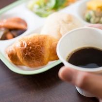 【無料】健康朝食バイキング