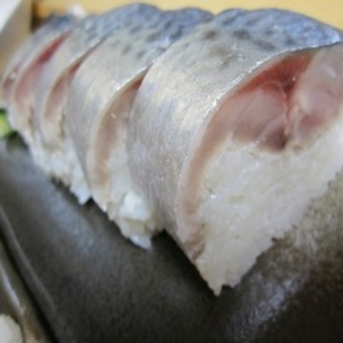 八戸名産・鯖寿司