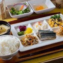 【LOHAS朝食・和食】
