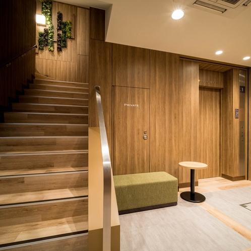 【1階・エレベーターホール】