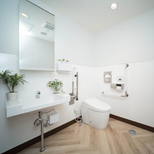 【2階・共同トイレ】
