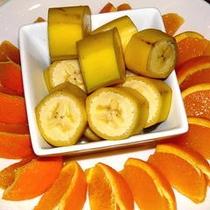 日替わりのフルーツ