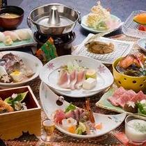 板長厳選会席[ 竹 ]  ※季節により料理の内容は変更になります