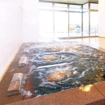 大浴場 寝湯