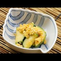 ■【ご夕食一例・夏】
