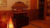 ■【館内】廊下も畳敷きとなっておりますので、どうぞ素足でお過ごしください。