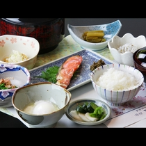 ■【ご朝食一例】