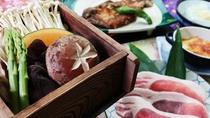 リーズナブル _福島県の食材をふんだんに使用!真心こめてお作りしています!
