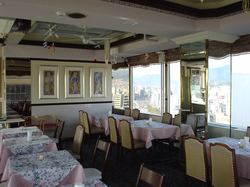 〔14F〕Breakfast Room:BELVEDERE