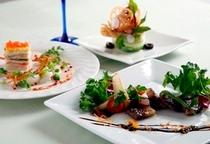 レストラン『ジュノー』料理