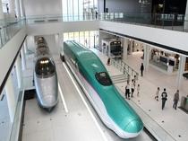 周辺施設【鉄道博物館】