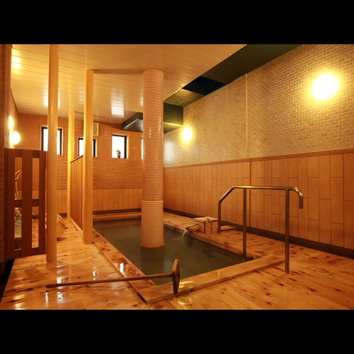 *ヒノキの湯◆歴史ある渋温泉をどうぞご堪能ください
