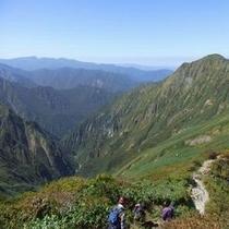 谷川岳登山②