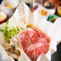 ■上州牛すき焼き鍋■