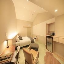 ■新・和モダン客室(キングベット 3階 禁煙)