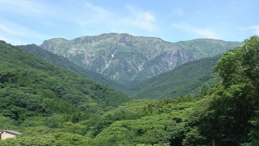 ■谷川岳■