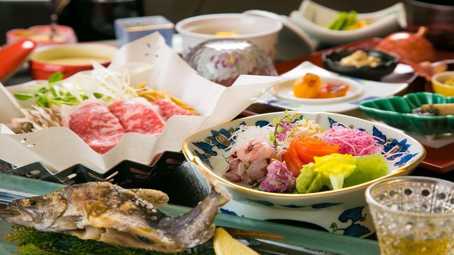 ■会席料理■(四季替わり)イメージ