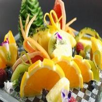 ■アニバーサリー■新鮮なフルーツをご用意致します。