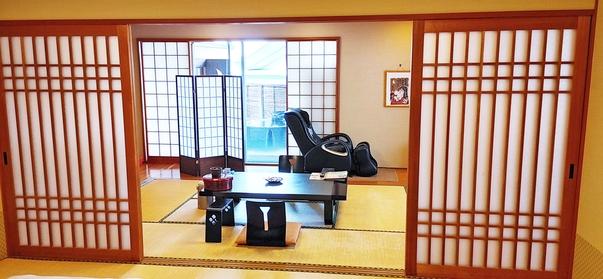 露天風呂付客室【葵(あおい)】