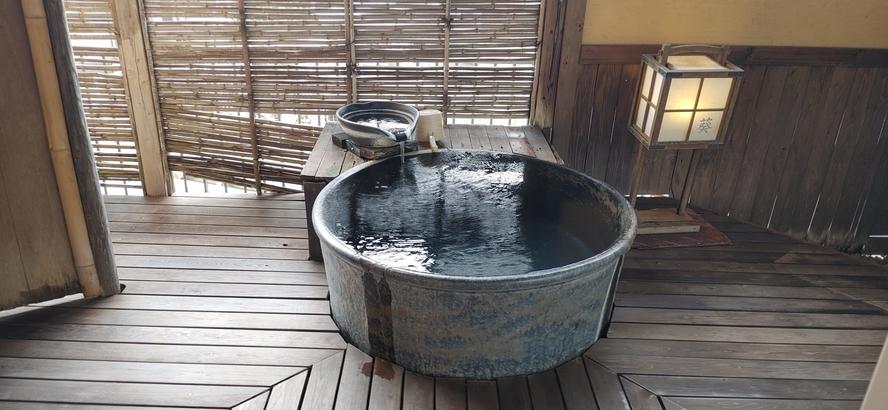 露天風呂付き客室-葵-202106w