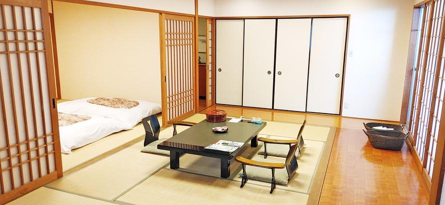 お部屋タイプ:露天風呂付き客室-桔梗-202106w