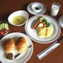 *朝食一例【洋食】