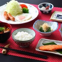 【Aプラン朝食一例】健康的な和朝食で1日の元気をチャージ!