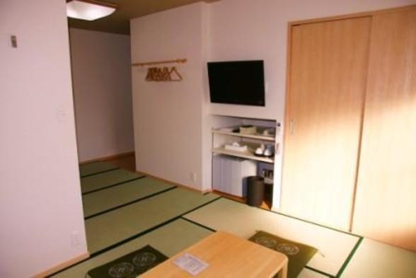 和室10畳バストイレセパレートタイプ 素泊まりプラン