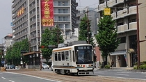 路面電車(市電)