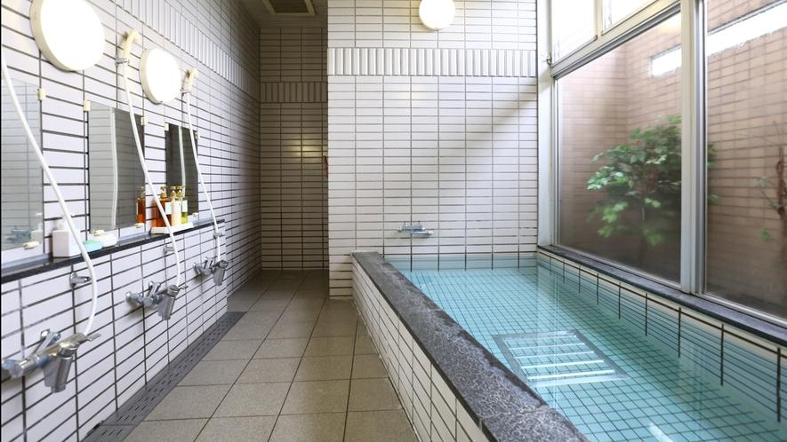 【女性大浴場】ごゆっくりとお寛ぎ下さい