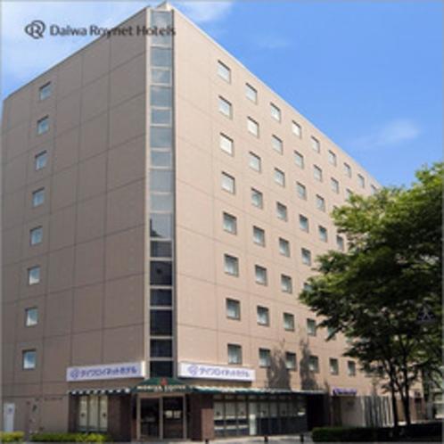 外観 新横浜駅より徒歩5分