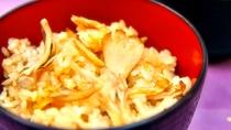香り豊かな黄金の会津産舞茸ご飯