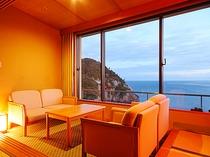 岬の館客室例