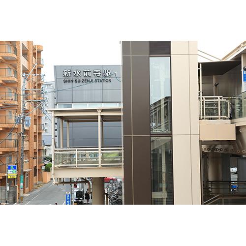 JR新水前寺駅