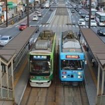 熊本市電(路面電車)