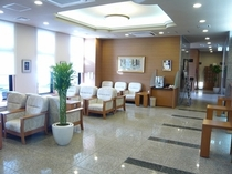 ◆1階ロビー◆ウェルカムコーヒーもセルフサービスでご提供