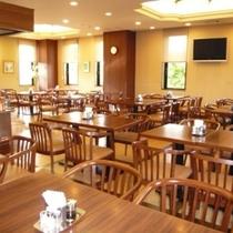 ◆朝食バイキング無料サービス 花茶屋◆朝食会場