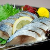◆夕食 花々亭◆しめ鯖