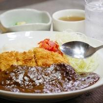 ◆夕食 花々亭◆上田カツカリー