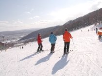 藻岩山スキー場(車で約30~40分)