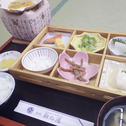 *【朝食例】栄養バランスのとれたお食事をどうぞ♪