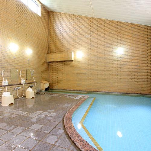*大浴場「御湯殿」の内風呂