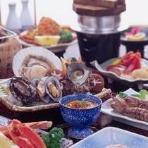 *【夕食例】四季折々の味覚をお楽しみ頂けます。