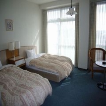 客室・ツインルーム