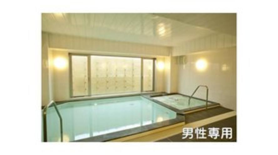男性専用の大浴場4