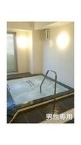 男性専用の大浴場2