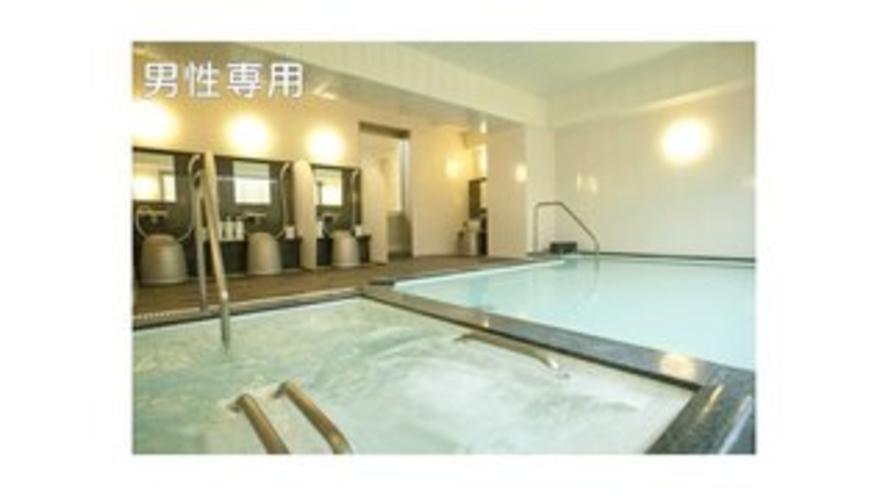 男性専用の大浴場3