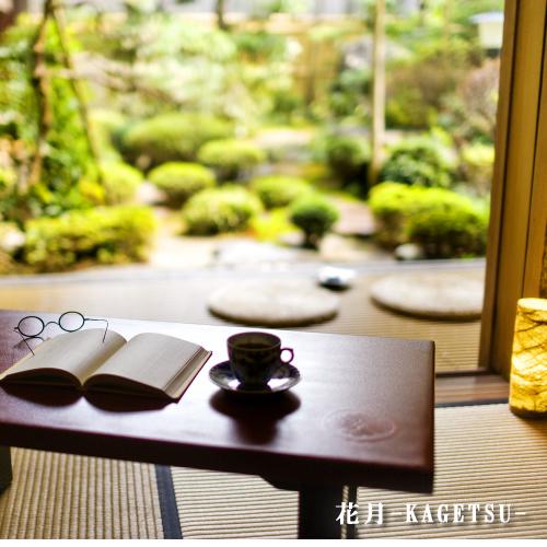 ■花月-KAGETSU-茶室■