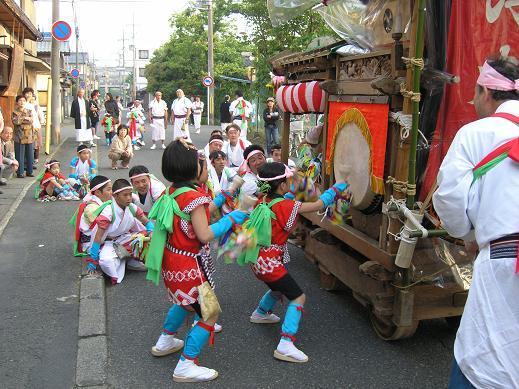5月15日 宮津祭