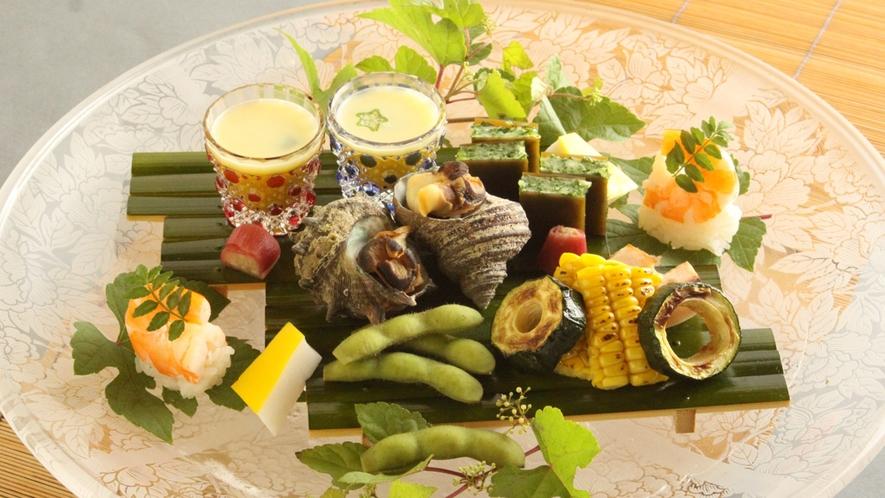 ■料理イメージ(夏)